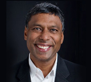 Naveen Jain at the Woxen School fo Business