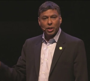 Naveen Jain at the Forbes 400 Summit: Time and Tech, Not Money, is What Changes the World